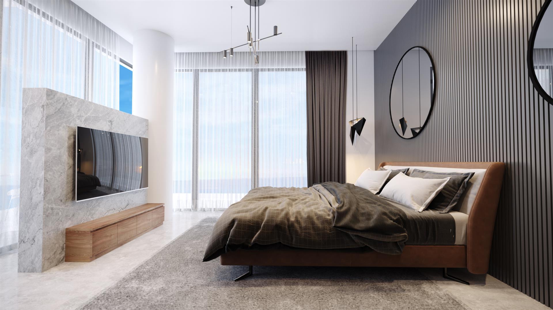 Luxury 2 bedroom resort-style loft apartment